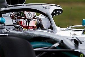 """Hamilton moet aan de bak: """"Bottas comfortabeler in auto dan ik"""""""