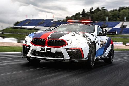 BMW M8 será el carro de seguridad para el MotoGP