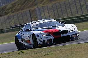 A Vallelunga trionfano Comandini-Johansson-Sims con la BMW