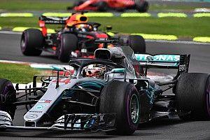 """Hamilton no tiene """"idea"""" de a donde fue el buen paso de Mercedes"""