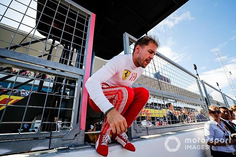 Verstappen és Vettel ütközése Japánból: Max csúnyán kiakadt (videó)