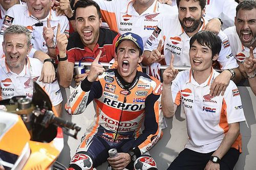 Wanneer wordt Marc Marquez wereldkampioen in Japan?