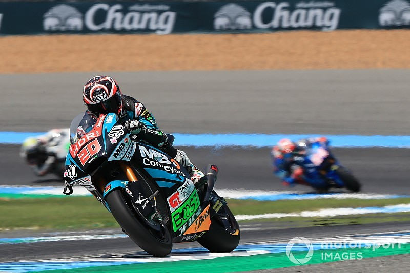 """The forgotten next Marquez who """"lost his way"""""""