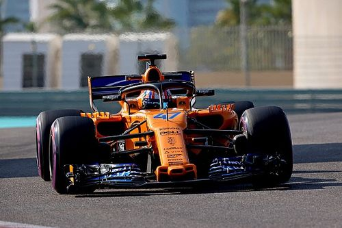 McLaren ne peut pas faire d'essais avant le début de saison