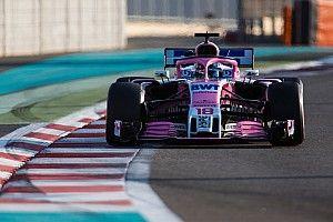 Photos - La première journée des tests F1 d'Abu Dhabi