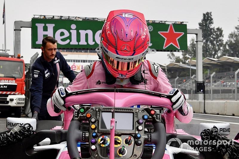A Force India nem aggódik Ocon F1-es jövője miatt