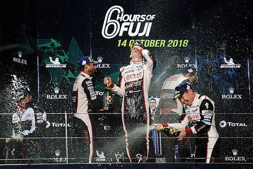 El Toyota #7 de Kobayashi, López y Conway logra la victoria en Fuji