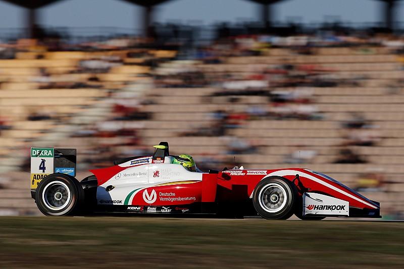 Így lett F3-as bajnok Mick Schumacher: videó
