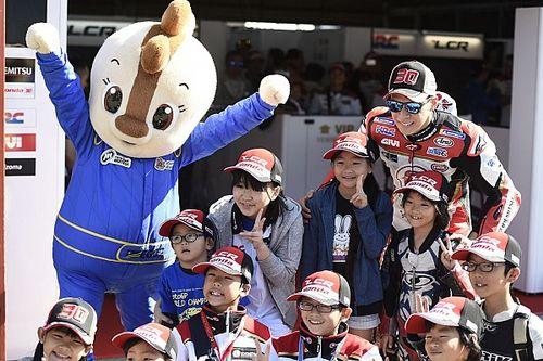 "Nakagami ""really sorry"" to fans for Motegi performance"