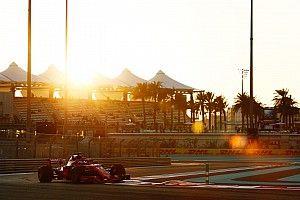 GALERI: Suasana dan aksi latihan GP Abu Dhabi