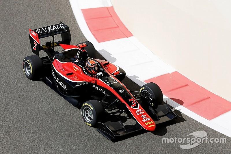 GP3 Abu Dhabi: Mazepin wint laatste sprintrace, Verschoor zevende