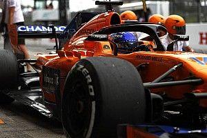 McLaren niega un olvido, pero admite el error con los neumáticos para Japón