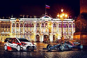 Mercedes ve Hamilton FIA Ödül Töreni'nde şampiyonluk kupasını aldı!