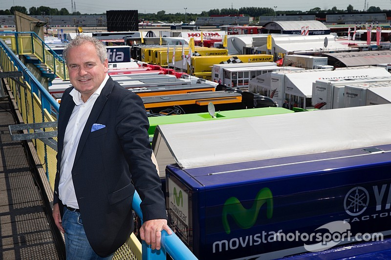 """Interview met TT-voorzitter Arjan Bos: """"Alleen de Formule 1 ontbreekt nog"""""""