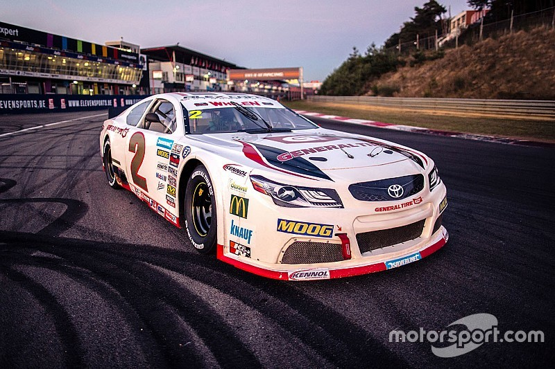 NASCAR Whelen Euro Series picks up new partner