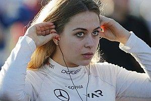 A 18 éves versenyzőnő csúcsforma közeli állapotban: nem semmi!