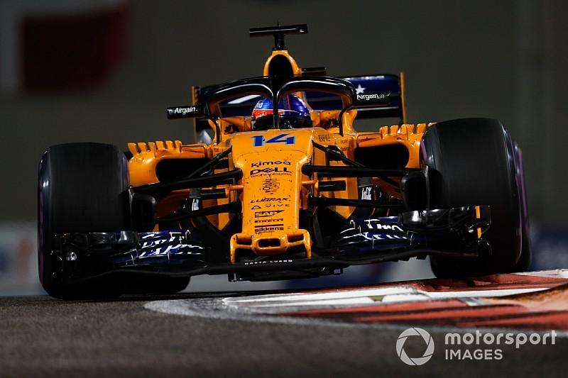 """Les commissaires """"surpris"""" par les nombreux virages coupés par Alonso"""