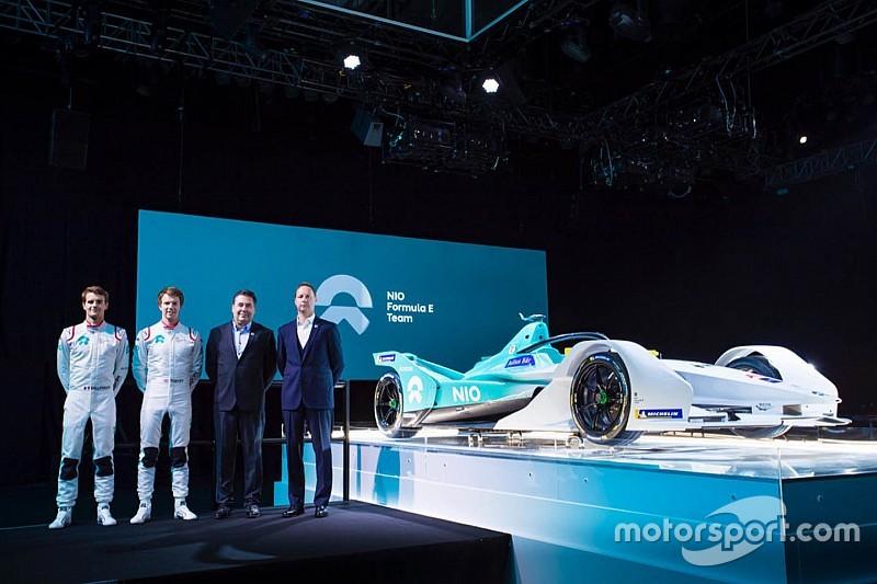 Turvey és Dillmann a NIO Formula E Team új felállásában