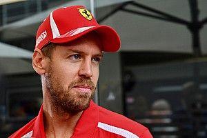 """Vettel cree que los récords de Schumacher aún están """"bastante lejos"""""""