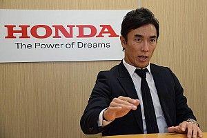 佐藤琢磨「応援したくなる、魅力的なドライバーが育つ過程を手伝いたい」
