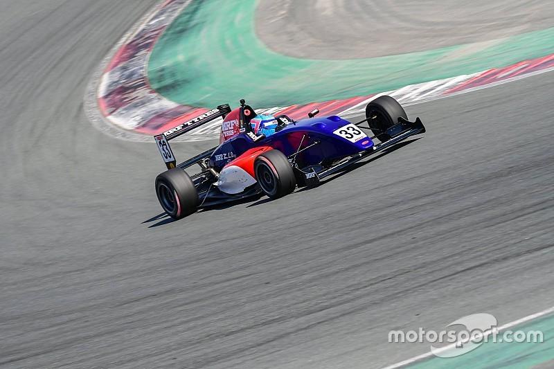 Dubai MRF: Defourny, Frost start season with wins