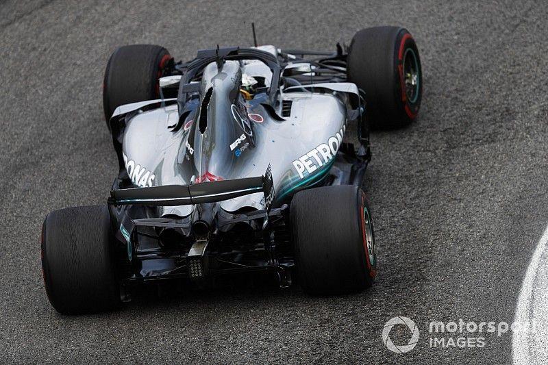 Hamilton enfrenta preocupaciones con el motor para Abu Dhabi
