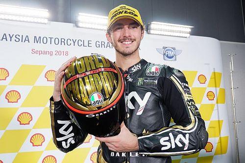 Platz drei in Sepang reicht: Francesco Bagnaia ist Moto2-Weltmeister 2018