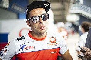 Ducati menunggu pembuktian Petrucci