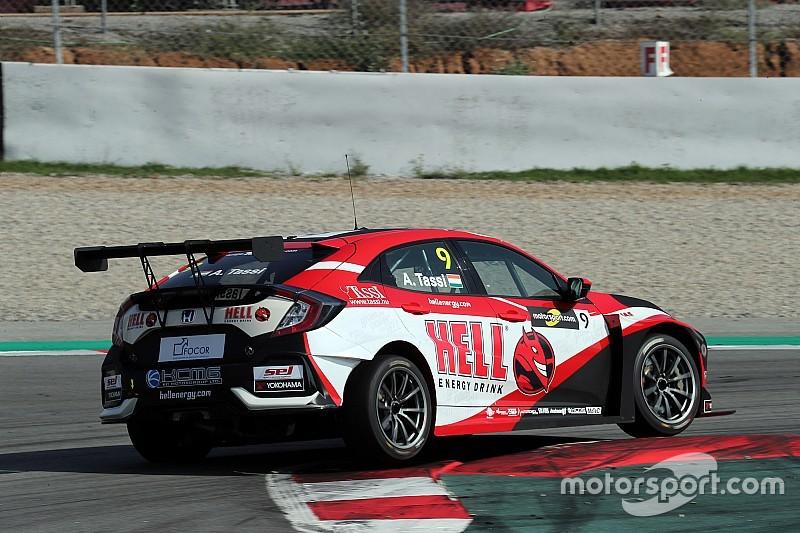 Attila Tassi domina Gara 1 di Barcellona e tiene vive le speranze di titolo assieme a Borković e Vernay