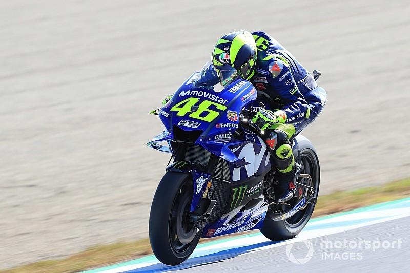 """Après la Thaïlande, un Grand Prix """"plus normal"""" pour Rossi"""