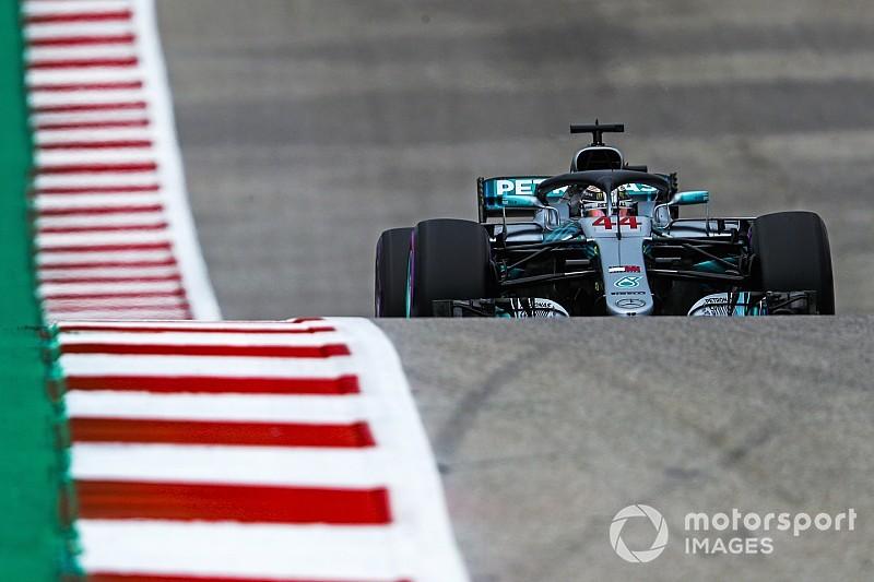 Mercedes cambia sus bombas de agua antes del GP de EE UU