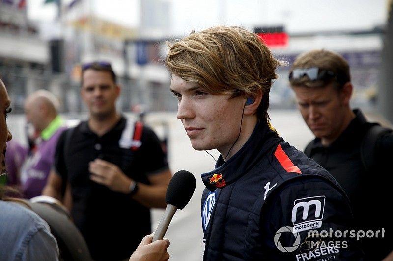 """Ticktum zet zinnen op F1-test in RB15 dit jaar: """"Wie weet krijg ik die kans vanzelf"""""""