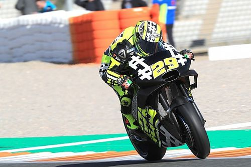 """Surprised Iannone """"expected worse"""" from Aprilia"""