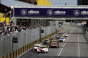 Macau FIA GT World Cup attracts 17 cars