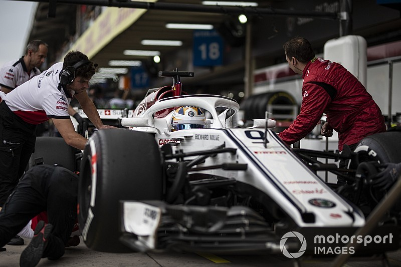 """Ericsson teste pour Pirelli : """"Je n'y vois que du positif"""""""
