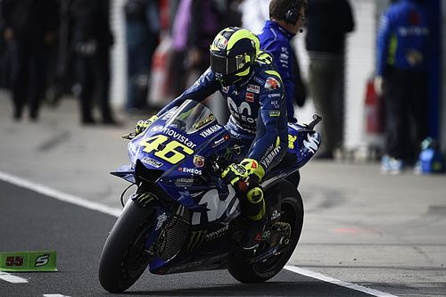 Rossi szerint tökösnek kellett lenni az ausztrál esőben
