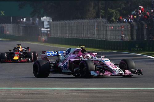Force India apunta a estar más cerca del tercer puesto en 2019