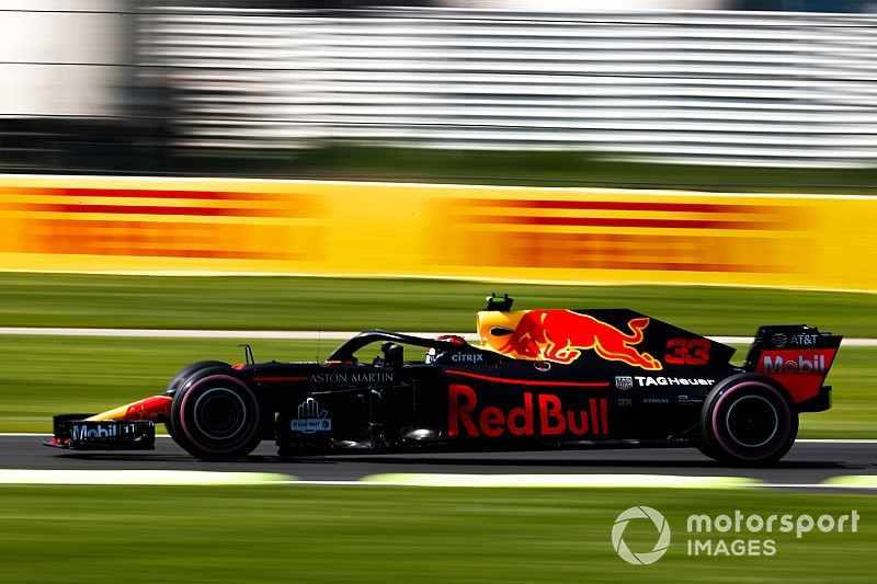 Mexican GP: Verstappen tops FP2 despite late stoppage
