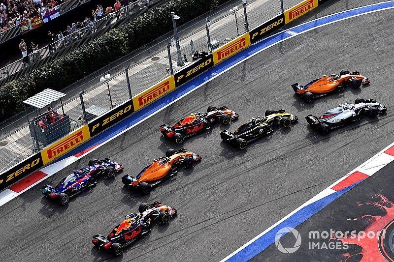 Teams meet to discuss ways to improve F1 show