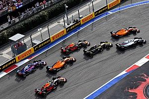 Teams meet to discuss ways to improve F1 show