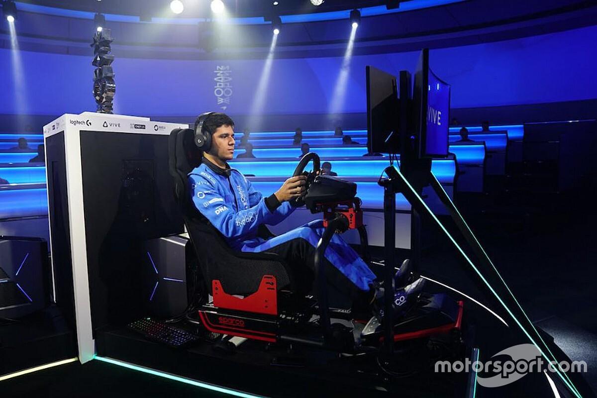 Igor Fraga inicia campanha por tricampeonato de Gran Turismo