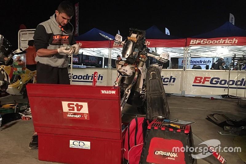 Dakar 2019, Arnold Brucy nell'Original by Motul nel segno di papà Jean