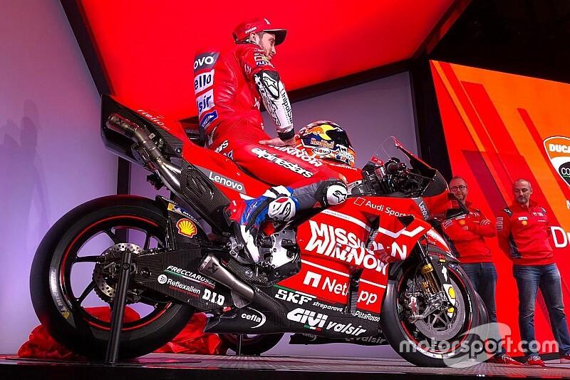 Ducati puso fecha de presentación para su moto 2020