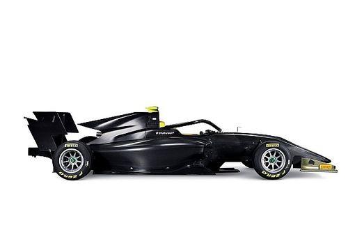 Presentata a Yas Marina la monoposto d'esordio del nuovo campionato FIA Formula 3