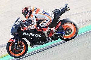 Test MotoGP Jerez, Giorno 1, Ore 14:30: Marquez di un soffio davanti a Dovi, ma Lorenzo sale terzo!