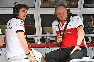 A Sauber igazából Räikkönen és Ericsson közül választott