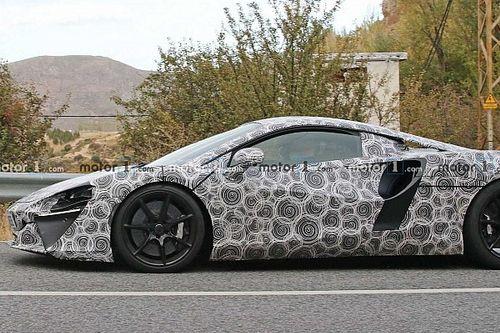 Супергибрид McLaren: свыше 600 л.с. и абсолютно новое имя