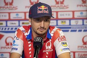 Tear-off that ended Miller's MotoGP race up for auction