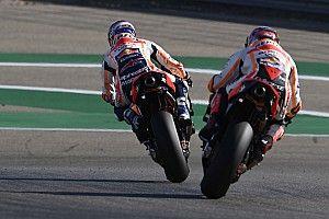 Cómo Honda ha adaptado la moto de Marc Márquez para su hermano