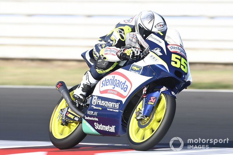 Moto3 - Emilia Romagna: Fenati gana por 36 milésimas; Arenas sigue líder